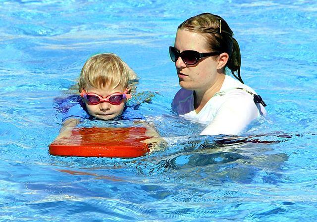 Clases de natacion gratis para niños