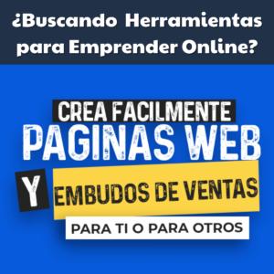 Say My Web constructor de Sitios Web